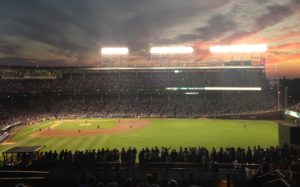 Leadership, winning and Wrigley Field