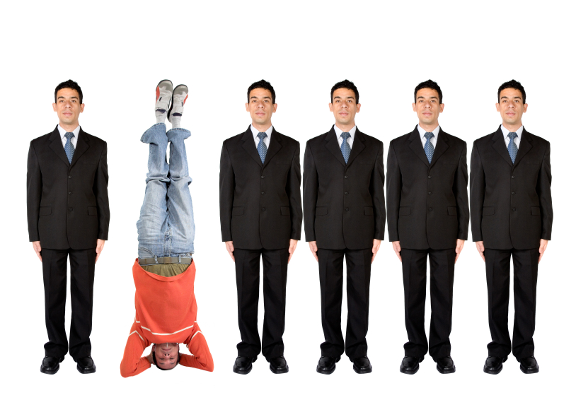 grow business, be different